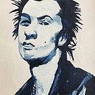 Sid Vicious by doctorbear