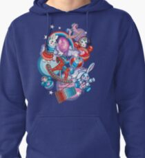 Children's Toys Colorful Cute Pattern and Illustration Pullover Hoodie