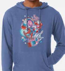 Children's Toys Colorful Cute Pattern and Illustration Lightweight Hoodie