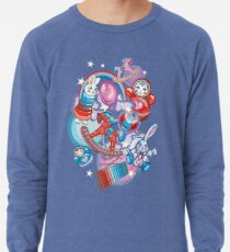 Children's Toys Colorful Cute Pattern and Illustration Lightweight Sweatshirt