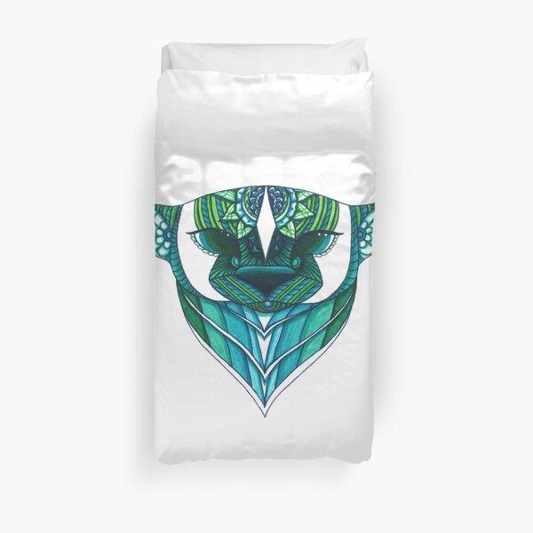 Badger Duvet Cover