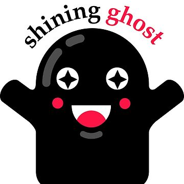 shining ghost by colorsofcherry