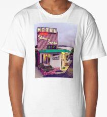 Silver Sands Hotel, Ventura, CA. Long T-Shirt