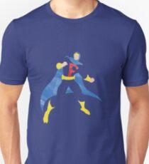 Project Silhouette 2.0: BLue Falcon Unisex T-Shirt