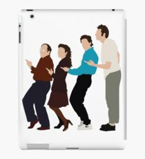 Seinfeld Tv Show  iPad Case/Skin