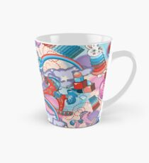 Children's Toys Colorful Cute Pattern and Illustration Tall Mug