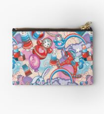 Children's Toys Colorful Cute Pattern and Illustration Studio Pouch