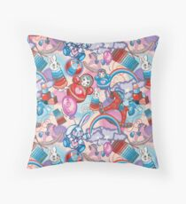 Children's Toys Colorful Cute Pattern and Illustration Floor Pillow