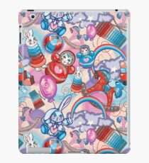 Children's Toys Colorful Cute Pattern and Illustration iPad Case/Skin