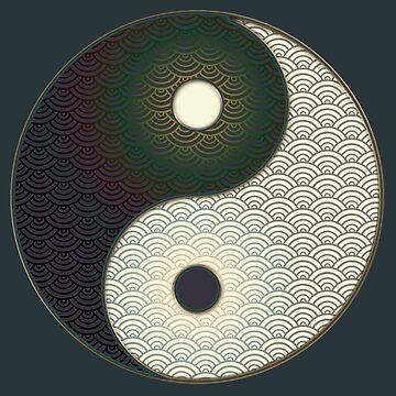 Yin-yang by SolarShadow1