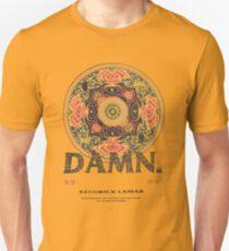 Kendrick Lamar DAMN Tour Pattern Kung Fu Kenny Unisex T-Shirt