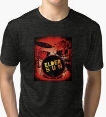 Elder Sun  Tri-blend T-Shirt