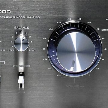 Kenwood KA-7150 by Xcess