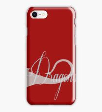 Vintage & Dragons reprise iPhone Case/Skin