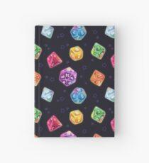 Magische Benutzerwürfel Notizbuch