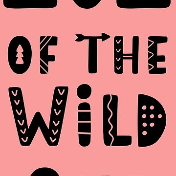 Mom of the Wild One  by TIHONA