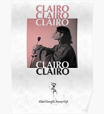 Clairo: Pretty Girl Poster