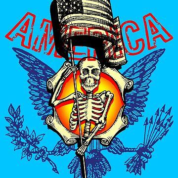 Great American Patriot by adamcampen