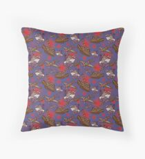 Military Forces Throw Pillow