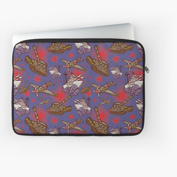 Military Forces Laptop Sleeve