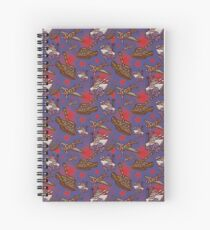 Military Forces Spiral Notebook