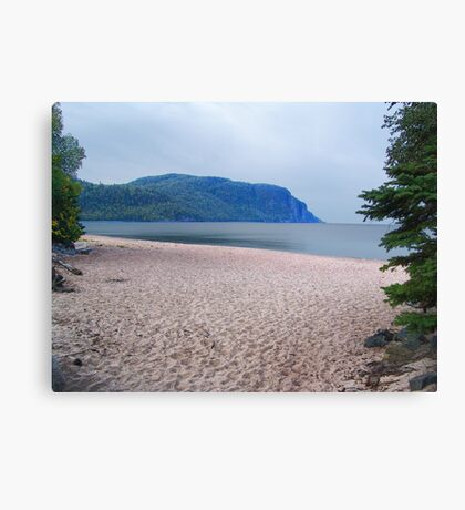 Old Woman Bay Canvas Print