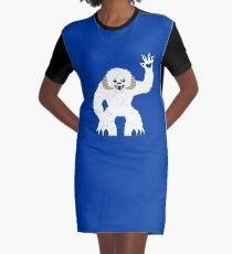 Cute Wampa - T-shirt Graphic T-Shirt Dress