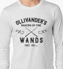 Ollivander's Wands Long Sleeve T-Shirt
