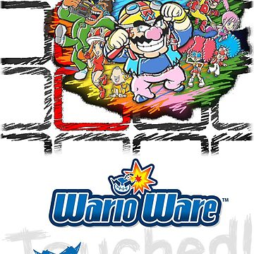 WarioWare Touched! by chaosangelzone