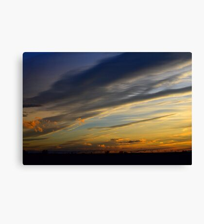 The Chase has returned! *dedicated to GOD* Canvas Print