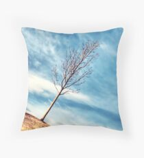 """Reality"" Throw Pillow"