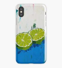 Naming of the Lime iPhone Case/Skin
