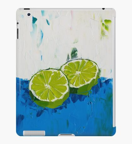Naming of the Lime iPad Case/Skin