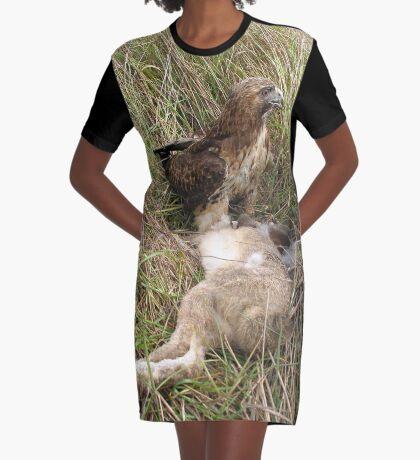 Griffon 21 Graphic T-Shirt Dress