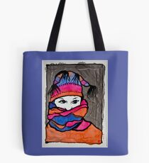 Winterportrait 1 Tote Bag