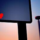 Heart Sign by Paul Scrafton