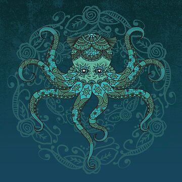 Mystic Octopus by NomadicMarket