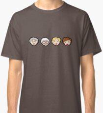 Emoji Golden Girls Classic T-Shirt