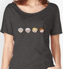 Emoji Golden Girls Women's Relaxed Fit T-Shirt