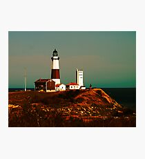 Montauk Lighthouse Photographic Print
