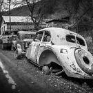 On the road in Georgia ... by Michiel de Lange