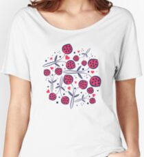 Seeds of Spring Women's Relaxed Fit T-Shirt