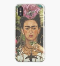 Cirque De La Frida iPhone Case/Skin