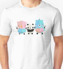 Origami Party  Unisex T-Shirt