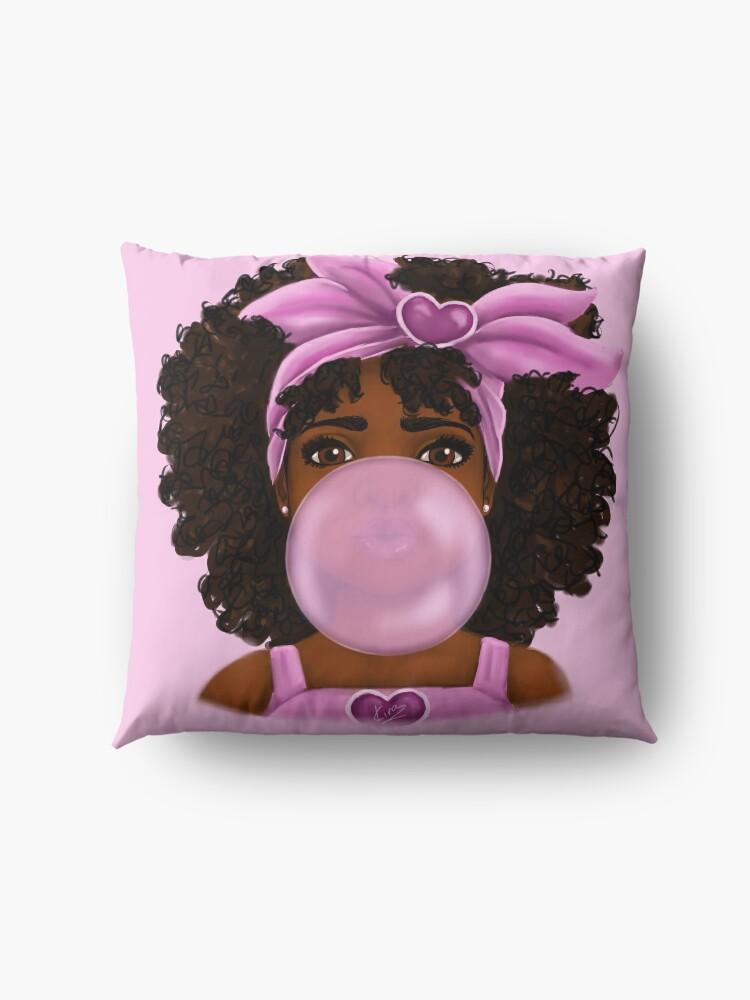 Alternate view of Bubble Gum Floor Pillow