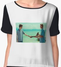 Call Me By Your Name  Chiffon Top