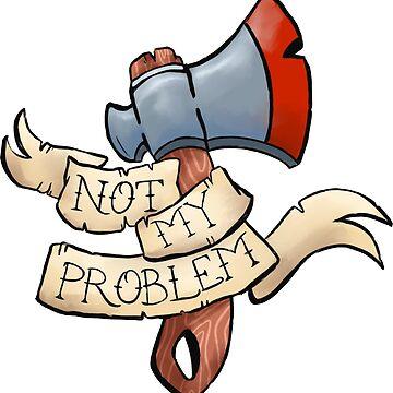 not my problem by usukiland