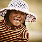Bolivian smile by Anthony Begovic