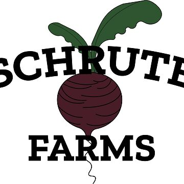 Schrute Farms Beets by brittanyik