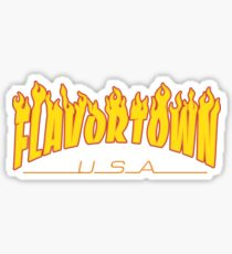 Flavortown  Sticker